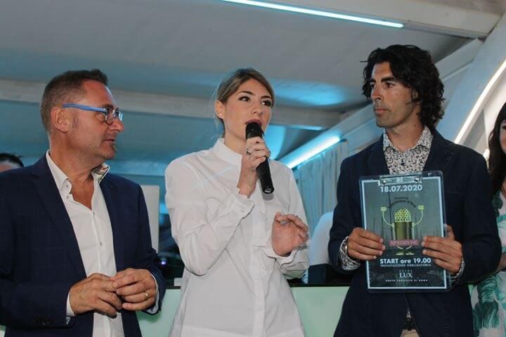 Microfono D'oro Premiazione